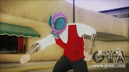 DLC Halloween GTA 5 Skin 2 for GTA San Andreas