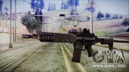 AK 5C for GTA San Andreas