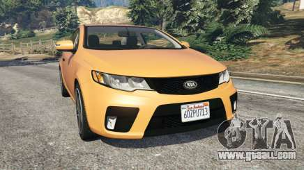 Kia Forte Koup SX [Beta] for GTA 5