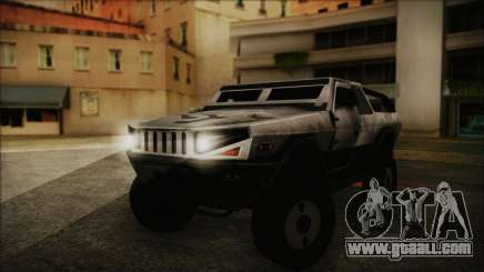 Hummer H2 C.E.L.L. Crysis 2 for GTA San Andreas