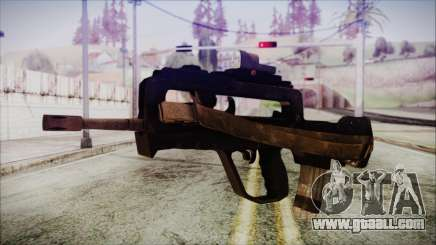 Famas G2 for GTA San Andreas