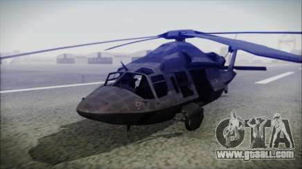 UH-80 Ghost Hawk for GTA San Andreas