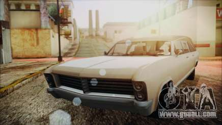 GTA 5 Albany Lurcher for GTA San Andreas