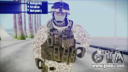 Bundeswehr Desert v1 for GTA San Andreas