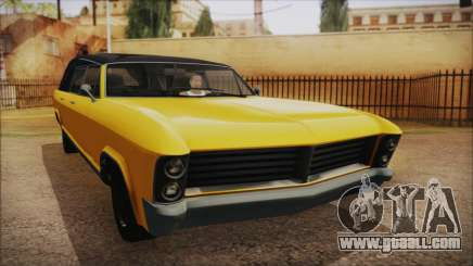 GTA 5 Albany Lurcher IVF for GTA San Andreas