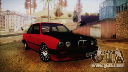 BMW M3 E30 Coupe Drift for GTA San Andreas