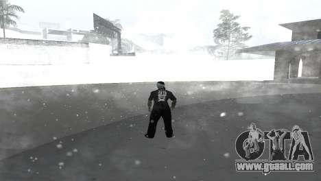 Skin pack for Rifa gang for GTA San Andreas second screenshot