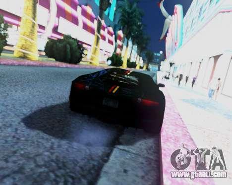 Amazing Camera for GTA San Andreas