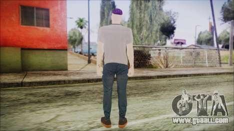 GTA Online Skin 1 for GTA San Andreas third screenshot