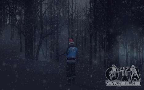 Winter Vacation 2.0 SA-MP Edition for GTA San Andreas eighth screenshot