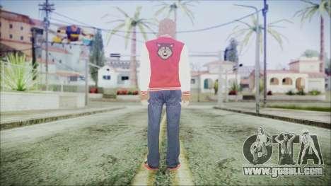 GTA Online Skin 34 for GTA San Andreas third screenshot