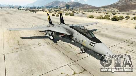 GTA 5 Grumman F-14D Super Tomcat Redux