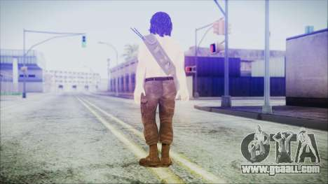 Rambo for GTA San Andreas third screenshot