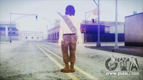 Rambo for GTA San Andreas third screenshot