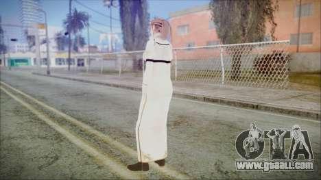 DMC4 Kyrie for GTA San Andreas third screenshot