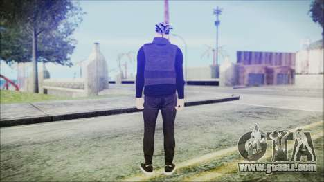 GTA Online Skin 59 for GTA San Andreas third screenshot