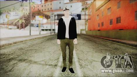 GTA Online Skin 37 for GTA San Andreas second screenshot