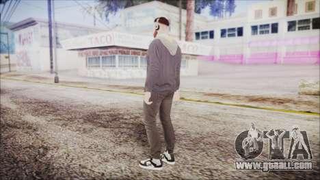 GTA Online Skin 13 for GTA San Andreas third screenshot