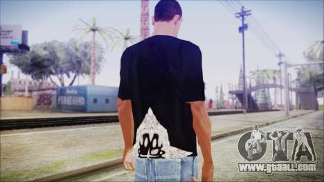 San Andreas T-Shirt for GTA San Andreas third screenshot