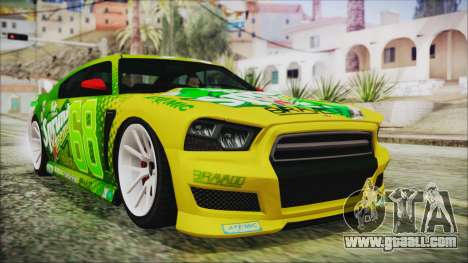 GTA 5 Bravado Buffalo Sprunk for GTA San Andreas