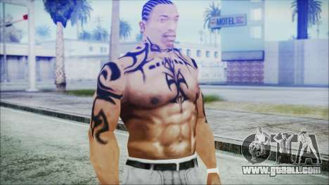 Blade Skin Pack for GTA San Andreas forth screenshot