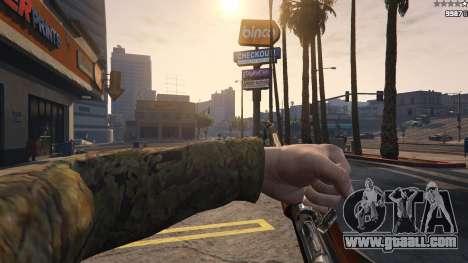 GTA 5 .30 Cal M1 Carbine Rifle sixth screenshot