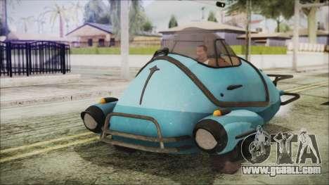 Fallout 4 Fusion Flea for GTA San Andreas