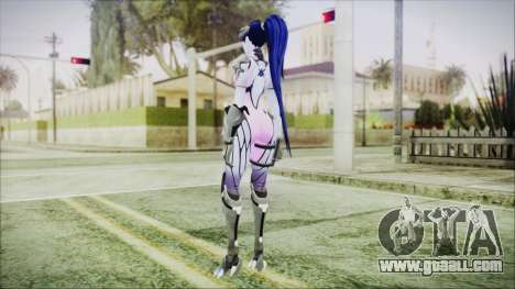 Widowmaker - Overwatch for GTA San Andreas third screenshot