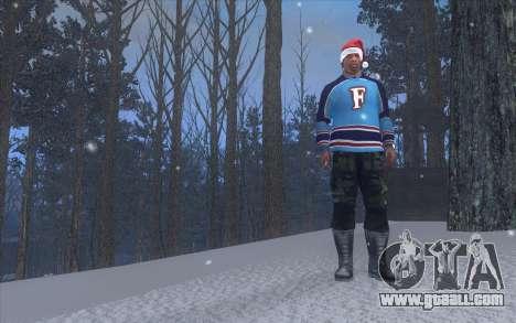 Winter Vacation 2.0 SA-MP Edition for GTA San Andreas third screenshot