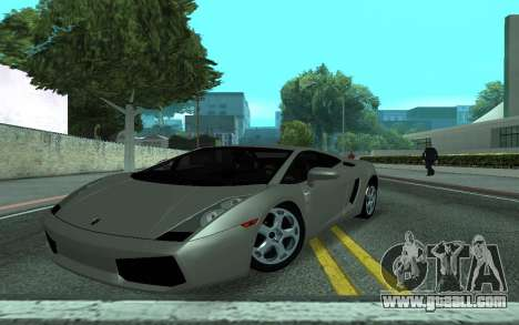 Lamborghini Gallardo Tunable for GTA San Andreas