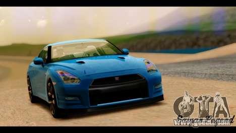 Summer Paradise v0.248 V2 for GTA San Andreas sixth screenshot
