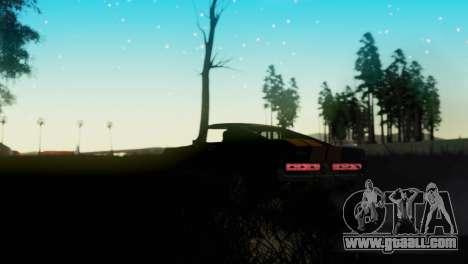 Fran Art ENB .iCEnhancer. for GTA San Andreas sixth screenshot
