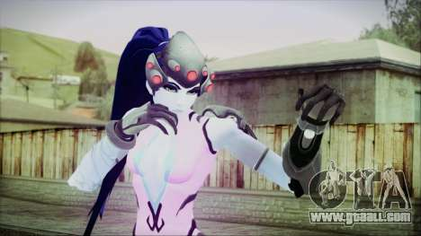 Widowmaker - Overwatch for GTA San Andreas