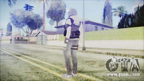 Rainbow Six Siege GSG9 IQ for GTA San Andreas third screenshot
