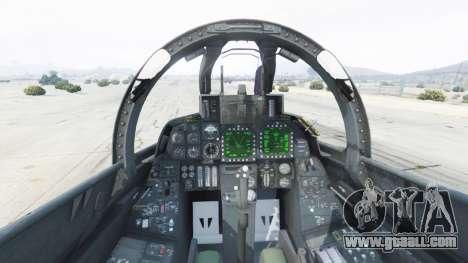 GTA 5 Grumman F-14D Super Tomcat Redux fifth screenshot
