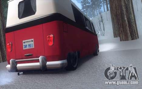 Winter Vacation 2.0 SA-MP Edition for GTA San Andreas sixth screenshot