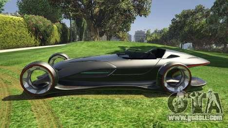 Mercedes-Benz Silver Lightning - Add-on for GTA 5