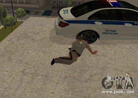 New Animations for GTA San Andreas second screenshot