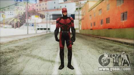 Marvel Future Fight Daredevil for GTA San Andreas second screenshot