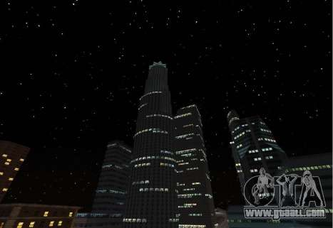 SkyBox and Lensflare for GTA San Andreas forth screenshot