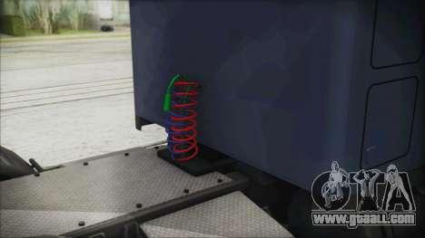 Mack Pinnacle v1.0 for GTA San Andreas back view