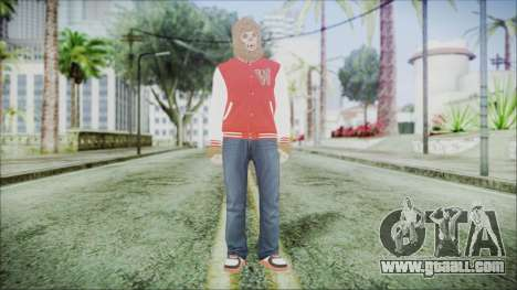 GTA Online Skin 34 for GTA San Andreas second screenshot