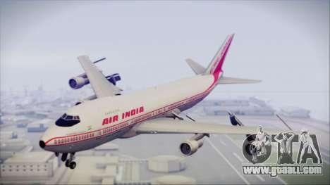 Boeing 747-237Bs Air India Mahendra Verman for GTA San Andreas