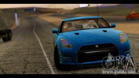 Summer Paradise v0.248 V2 for GTA San Andreas third screenshot