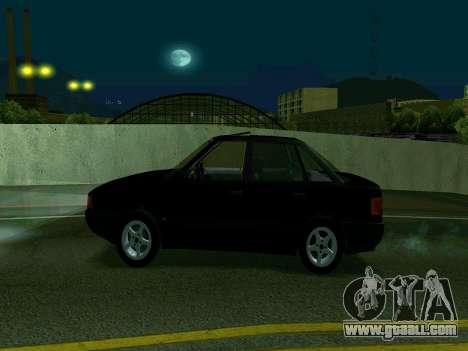 Audi 80 for GTA San Andreas left view