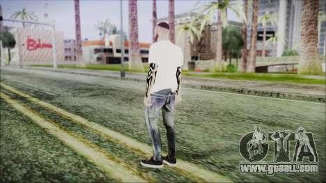 GTA Online Skin 17 for GTA San Andreas third screenshot