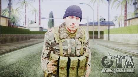 World In Conflict Malashenko Winter for GTA San Andreas