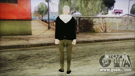 GTA Online Skin 37 for GTA San Andreas third screenshot
