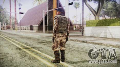 World In Conflict Orlovsky Winter for GTA San Andreas third screenshot