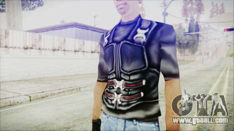 Blade Skin Pack for GTA San Andreas second screenshot